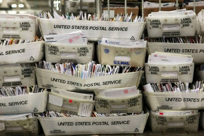 How to Avoid Mailing to a Disaster Area