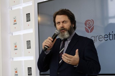 CES 2017: 'Parks and Recreation' Actor Nick Offerman on His Toughest B...
