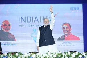 #6 Things PM Modi Wants You To Know About India's First International Stock Exchange