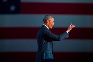 In Honor of His Farewell, 17 Inspiring Quotes From President Obama