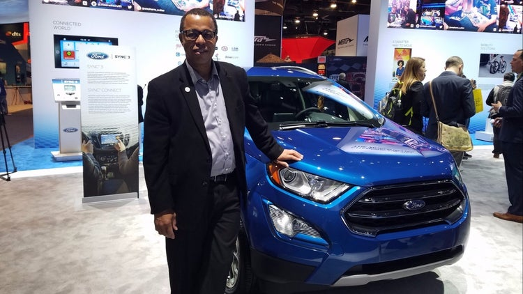 What Ford Gets Out of CES, and What It Looks for in Startups