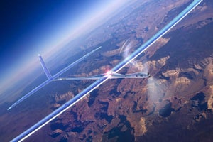 Google Is No Longer Working on High-Altitude Drones