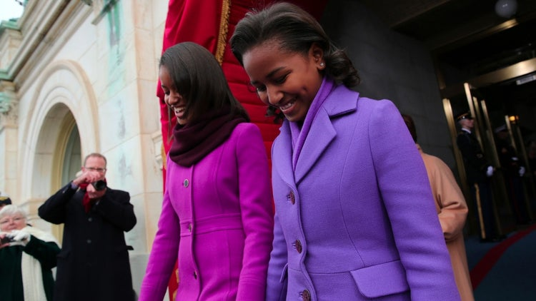 Bush Daughters Pen Touching and Inspirational Letter to Malia and Sasha Obama