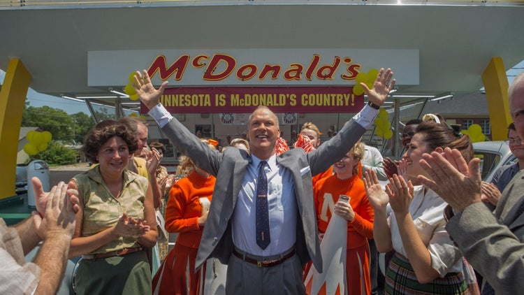 New Movie 'The Founder' Explores Entrepreneurship's Dark Side Through McDonald's Origins
