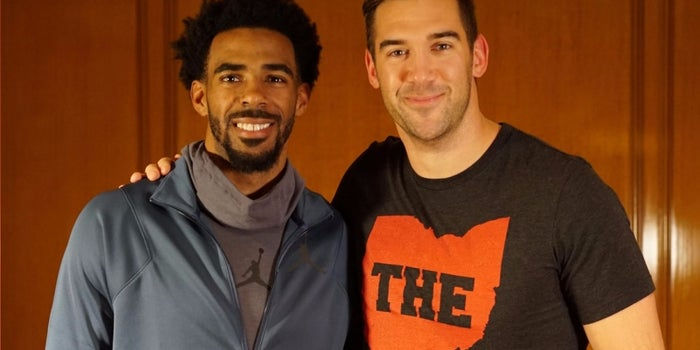 NBA Star Mike Conley on Humility, Discipline and Getting Back Up