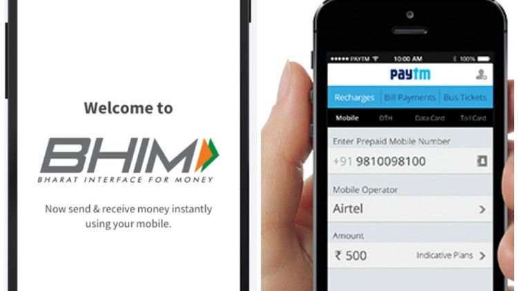 #4 Reasons Why BHIM App is Better Than Other Private Mobile Wallets