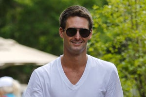 Evan Spiegel Is Selling His Vision to Investors Ahead of Snap's Huge IPO