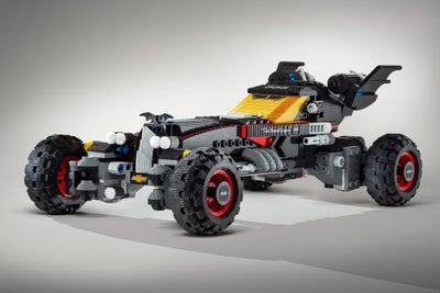 Holy Bricks! Chevy Builds Life-Sized Lego Batmobile.
