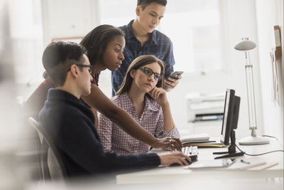 5 Ways Your Small Business Will Benefit From Hiring Interns