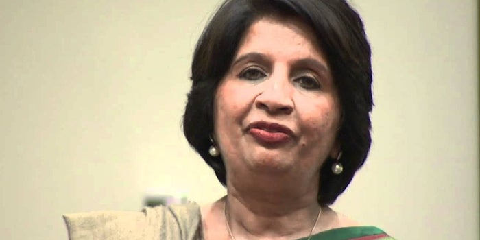 India's Former Foreign Secretary Nirupama Rao Says No Bar for Women to Reach The Top