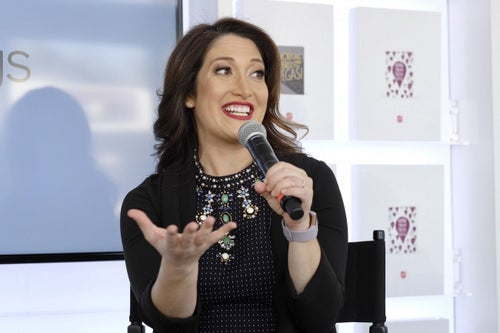 Randi Zuckerberg: Don't Search for That 'Pie-in-the-Sky Mentor'
