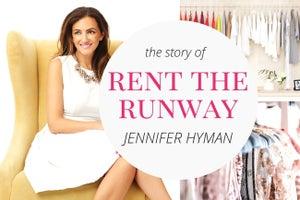 Entrepreneur Startup Stories: Jennifer Hyman, Rent the Runway