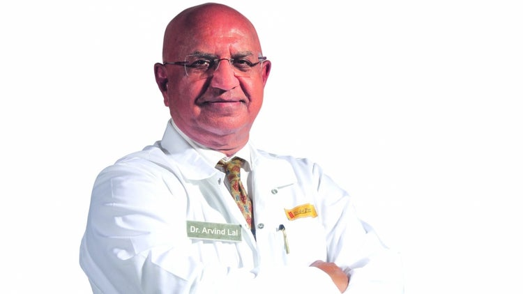 How Dr Arvind Lal Diagnosed the Right Mode of Expansion