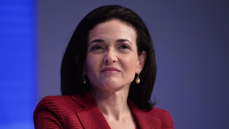 Sheryl Sandberg: We Can Change the Face of Leadership Through Advertising