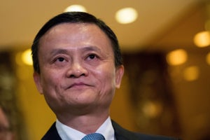 Jack Ma on Why Alibaba Isn't the Chinese Amazon
