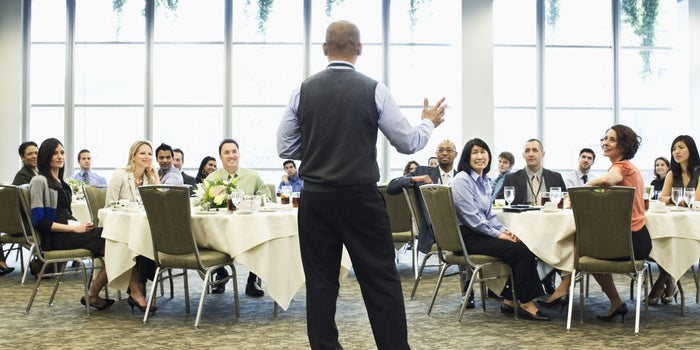 Unless You Have a Plan Free Public Speaking Won't Lead to Paid Gigs
