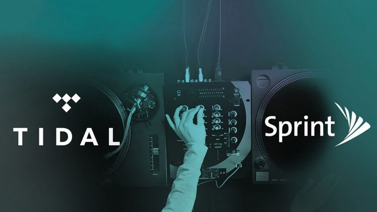 Sprint Buys 33 Percent Stake in Tidal's Music Service