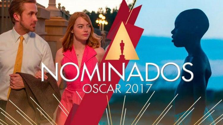 Lista completa de nominados a los Oscar 2017