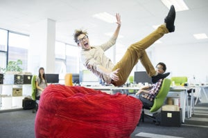 The Surprising Benefits of Having Fun at Work