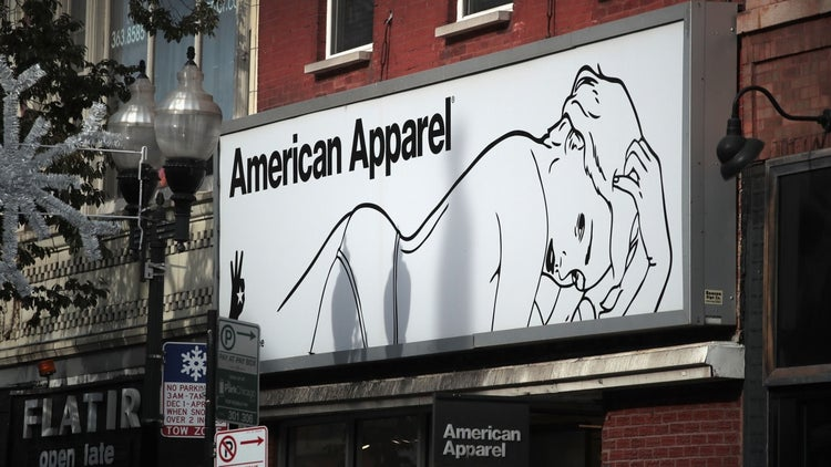 The Fall of American Apparel: Why a Founder's Genius Is Not Enough