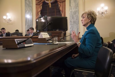 Proposed SBA Head Linda McMahon: Young Entrepreneurs Need Better Finan...