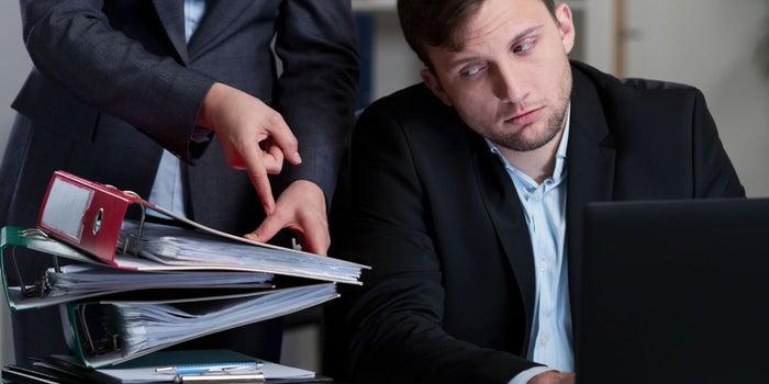 Reglas de oficina que nos enloquecen a todos