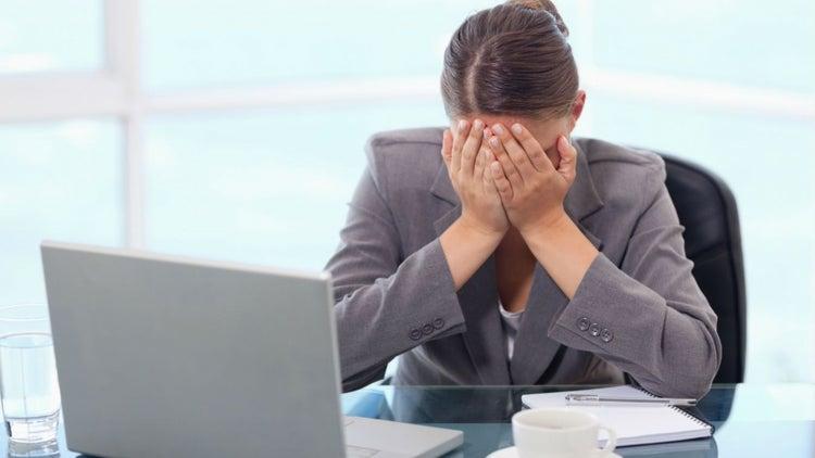 Por qué debes llorar en el trabajo