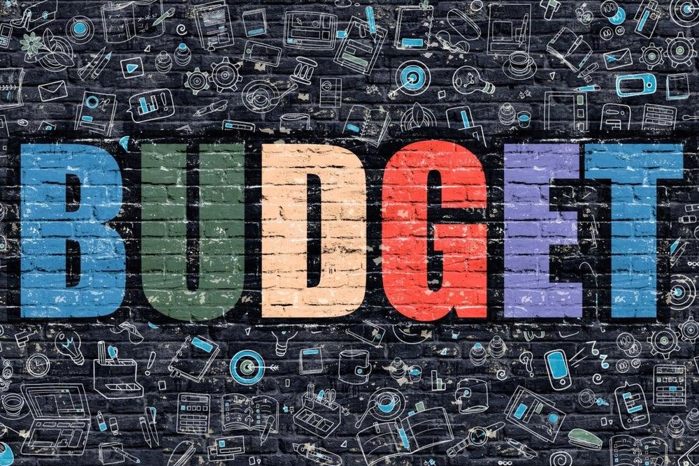 Follow a budget