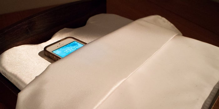 This Tiny $100 Bed Charges Your Phone -- and Helped Me Get My Best Night's Sleep in Weeks
