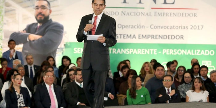Enrique Jacob deja el Instituto Nacional Emprendedor