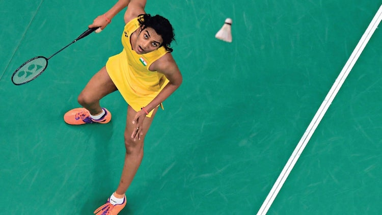 The Rise of the Badminton Star PV Sindhu