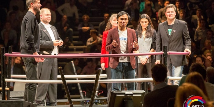 Time To Battle It Out, Entrepreneurs: Get In The Ring Comes To Abu Dhabi
