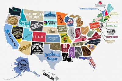 Get to Know the Oldest Businesses in Every State (Slideshow)