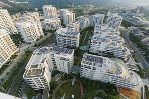 The Massive Push For Infrastructure Will Benefit The Real Estate Sector