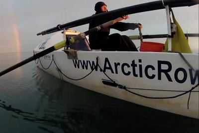 What Crossing the Arctic Ocean Taught This VC about Entrepreneurship