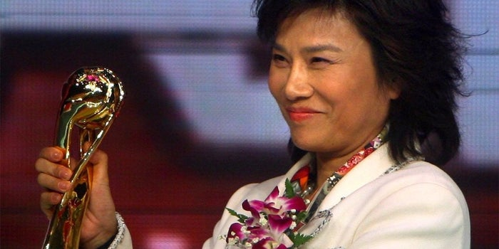China's Most Successful Businesswoman Has Not Taken a Day Off in 27 Years