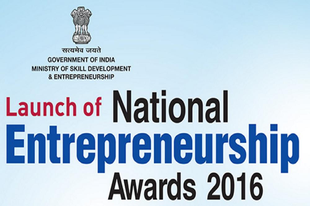 #11 Honoured With National Entrepreneurship Awards