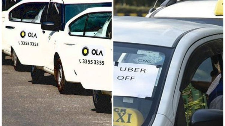 State V/s Cab Aggregators. Who Benefits?