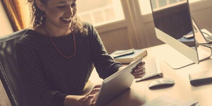 Oficina en casa, una solución para las mujeres emprendedoras