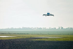 Amazon Considers Parachutes for Drone Delivered Packages