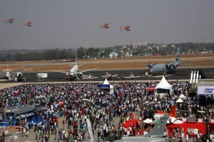 Asia's Largest Aero Show Was In India, #8 Gems Showcased