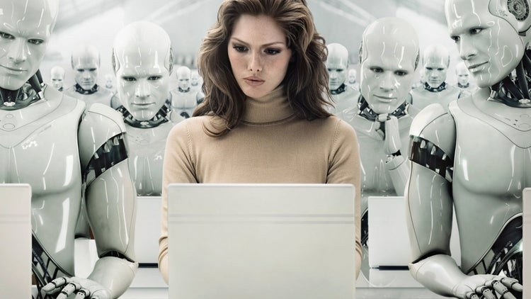 Robots Are Here To Take The Jobs Professionals Love. Meet India's #5 Geniuses