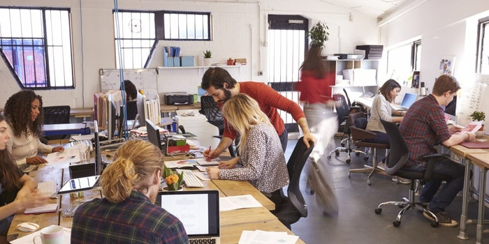 A New Way To Work: Designing Spaces That Better Support Leaders