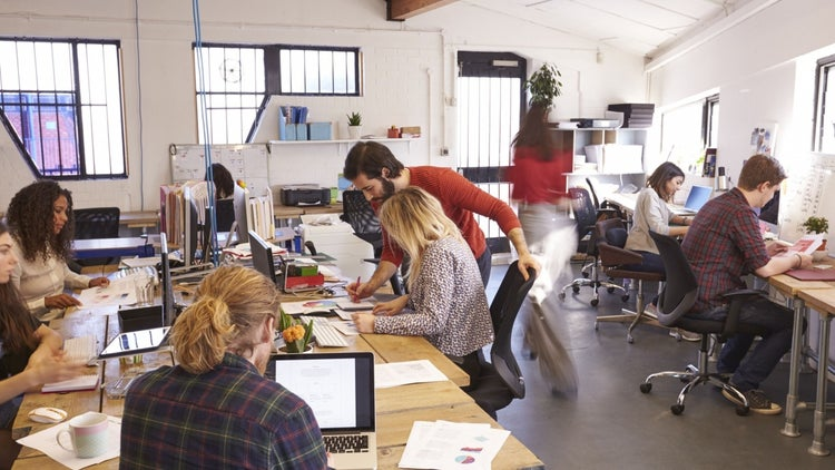 Seven Questions To Ask When Designing Your Office