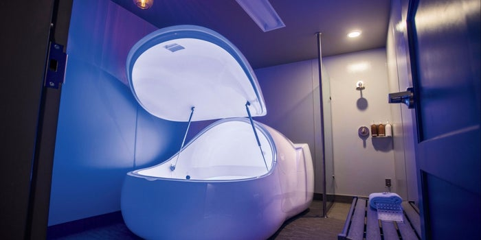 This Wellness Franchise Makes Sensory Deprivation Tanks Cool Again
