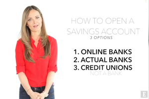 Investing 101: A Quick Guide to Savings Accounts