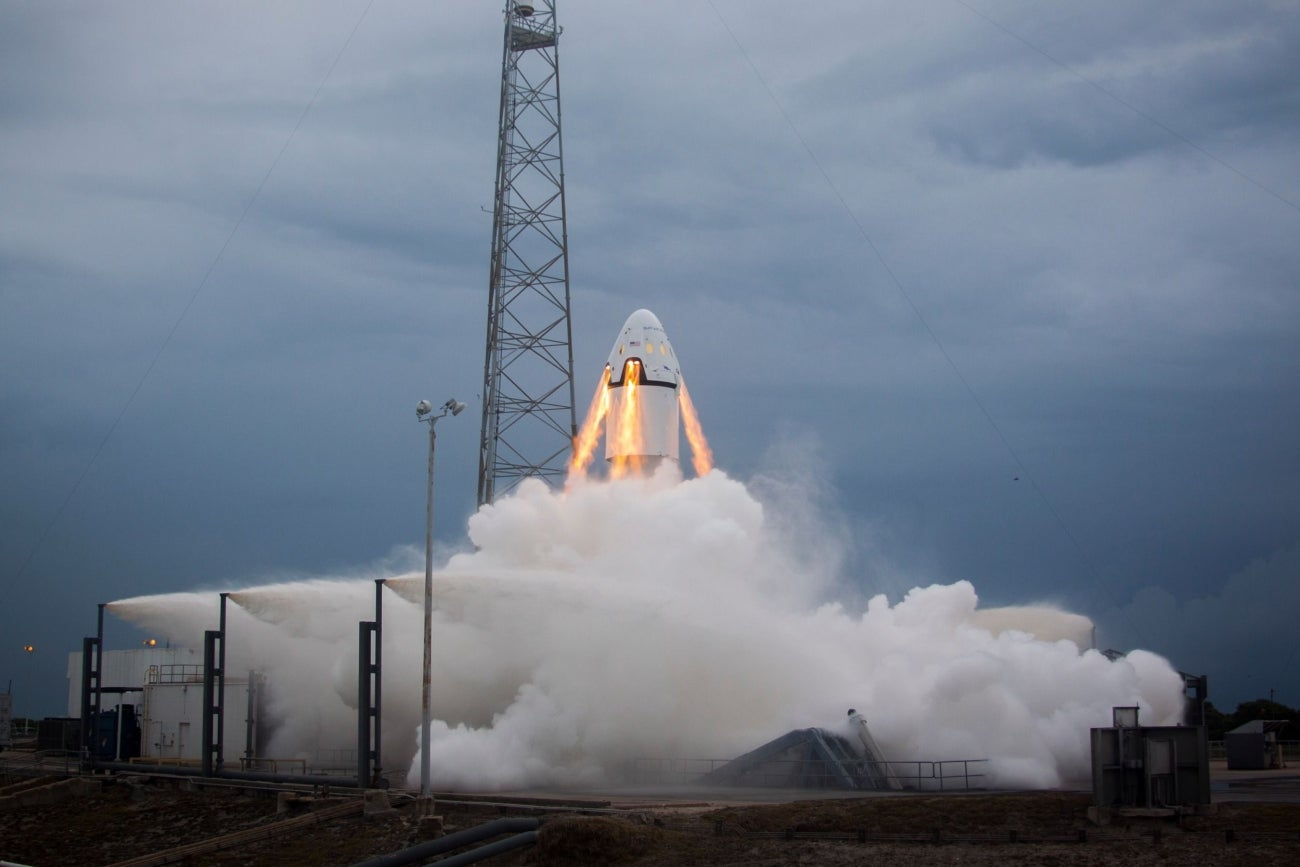 spacex manned mars mission - photo #5
