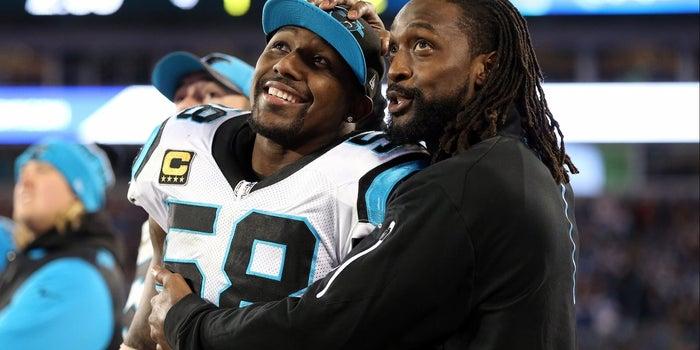 Lessons from NFL Star Charles 'Peanut' Tillman