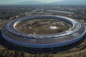 Apple's $5 Billion Campus Will Officially Open in April -- and You'll Be Able to Visit