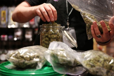 Here's Where Colorado Spends Its Skyrocketing Pot Tax Revenue